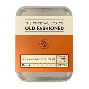 NIB The Cocktail Box Co Old Fashioned